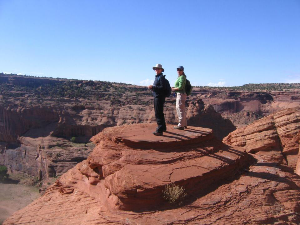 Hiking Tours in Santa Fe, New Mexico