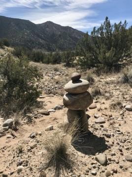 Rock cairn 1